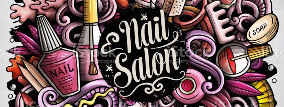 HM Nail Salon - Home